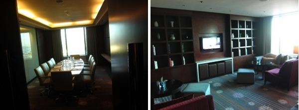 ラディソンブルホテル ミーティングルーム
