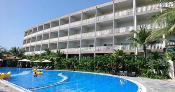 グランヴィリオオーシャンリゾート プール