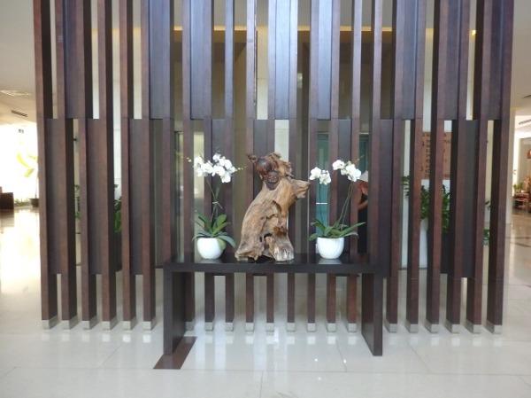 メリアダナン エレベーターホール