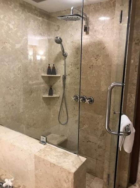オーシャンデラックス シャワールーム