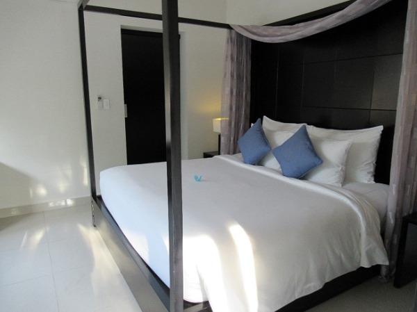 2ベッドルームプールヴィラ ベッド