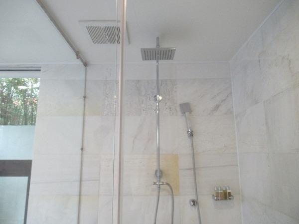 2ベッドルームプールヴィラ シャワー