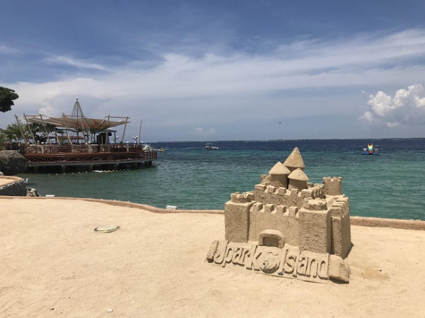 Jパークアイランドリゾート&ウォーターパーク プライベートビーチ