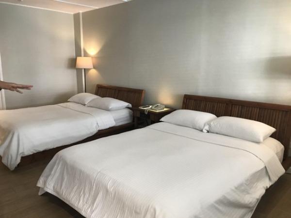 プランテーション ベイ リゾート&スパ プールサイドルーム ベッドルーム