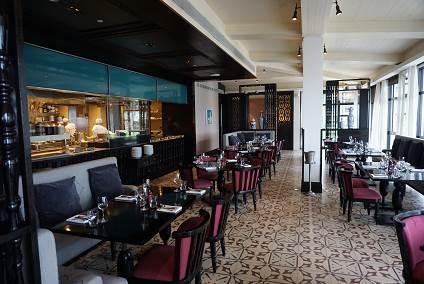 ビーチハウスレストラン1