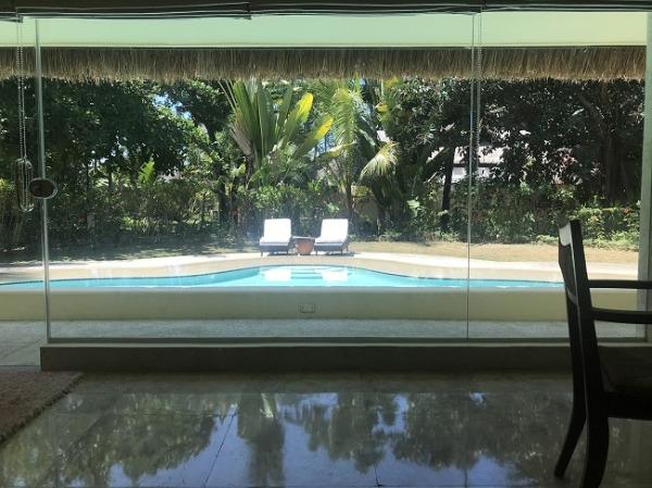 2ベッドルームプールヴィラ プライベートプール