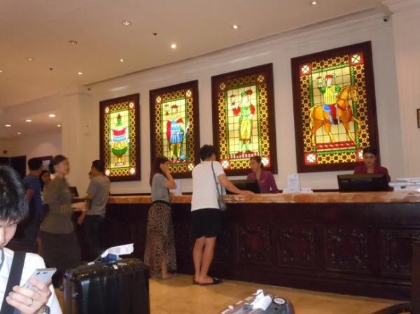 ウォーターフロント・エアポート・ホテル&カジノ・マクタン フロント
