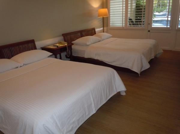 プランテーション ベイ リゾート&スパ ラグーンサイド ベッドルーム