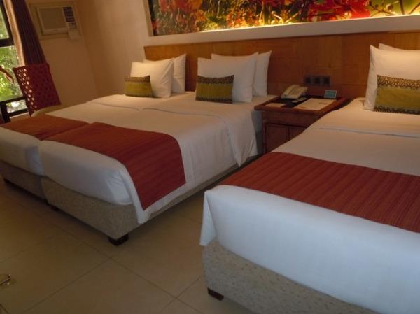 コスタベラ・トロピカル・ビーチ・ホテル スーペリアルーム ベッドルーム