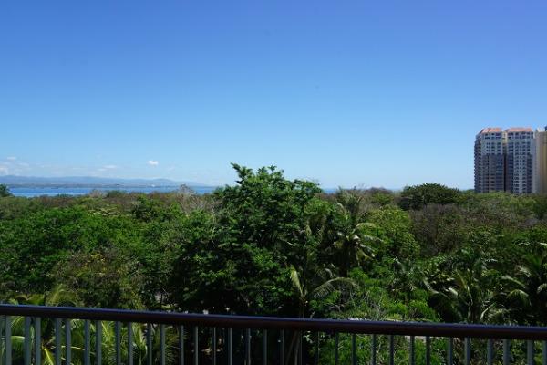 シャングリ・ラ マクタン デラックスルーム 眺望