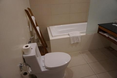 デラックスルーム バスルーム