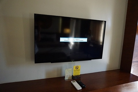 セブ ホワイトサンズ SONY製のテレビ