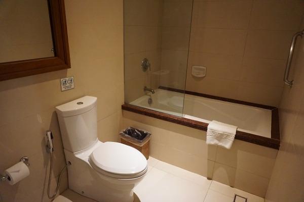 デラックスプールサイドバルコニールーム バスルーム