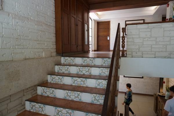 ノースウィング 階段