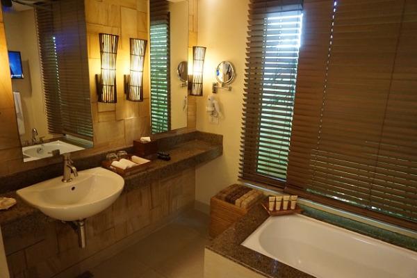 クリムソン リゾート&スパ マクタン デラックスガーデンルーム