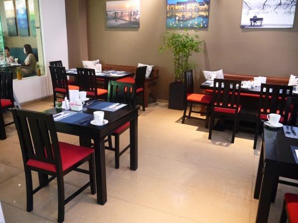 メリアダナン レベルルーム宿泊者用のレストラン