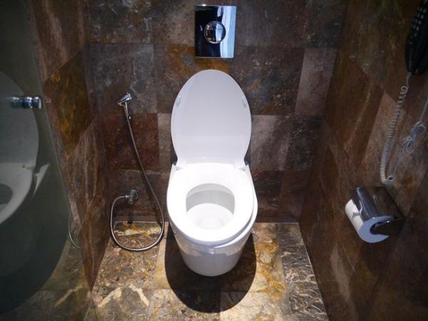 メリアダナン ゲストルーム トイレ
