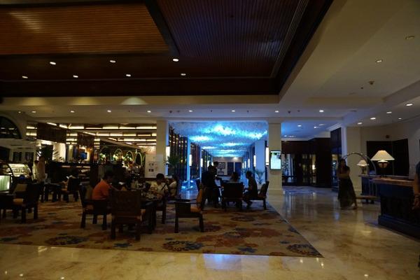 ウォーターフロント・エアポート・ホテル&カジノ・マクタン ロビー