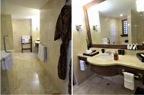 フラマリゾートダナン ガーデンデラックス バスルーム