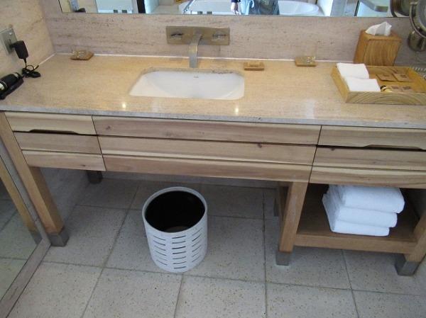 ハイアットリージェンシーダナン 洗面台