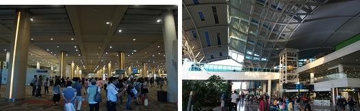 バリ島 ングラ・ライ国際空港 到着