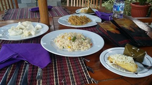 マノハラ レストラン 朝食