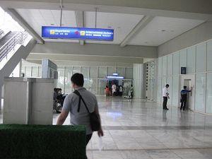 マニラ空港 乗継 *そして、出発(departures)をめざします*