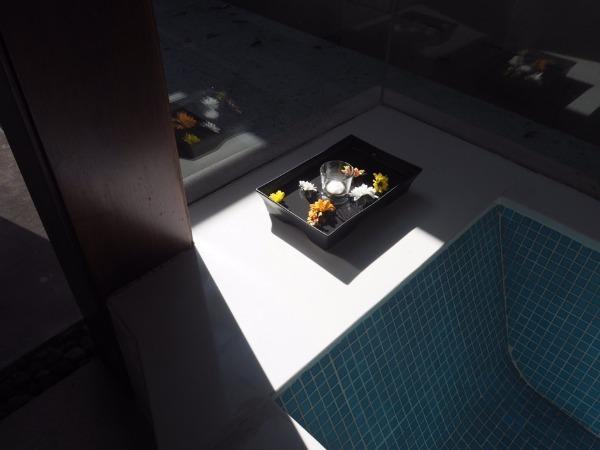 ザ・バレ シングル・パビリオンのバスルーム