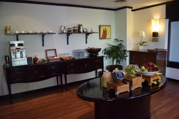 インターコンチネンタルバリリゾート シンガラジャプレミアムラウンジ