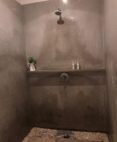 テタスパ シャワー