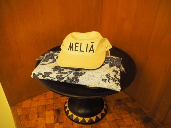 メリアバリ 帽子