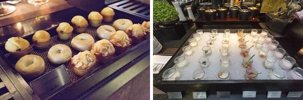 「ザ・レストラン」 朝食ブッフェ