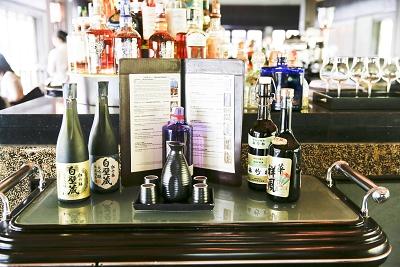 「ザ・バー」 日本酒