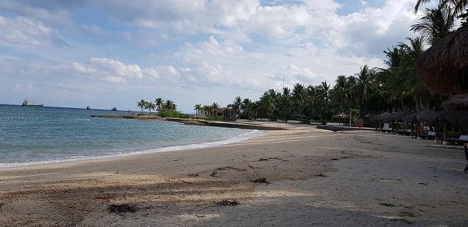 プルクラ ビーチ