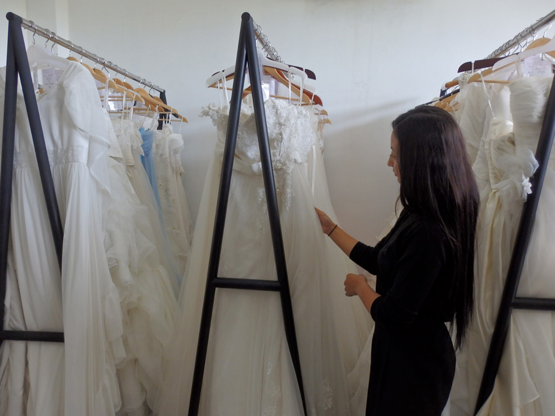 ザ・バレ&ビーチフォト ドレスの画像