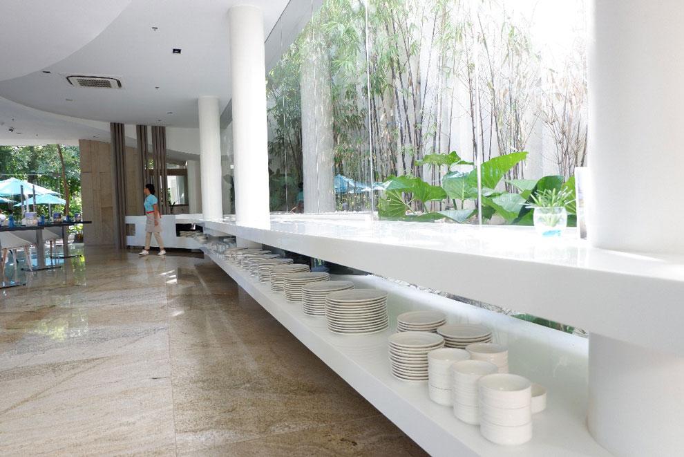 レストラン Café Hojasの写真2